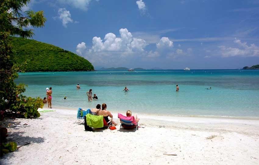 أجمل شواطئ العالم - ترانك بيتش
