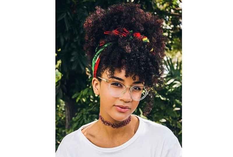 موضة قصات شعر 2018 قصة الشعر الأفريقي
