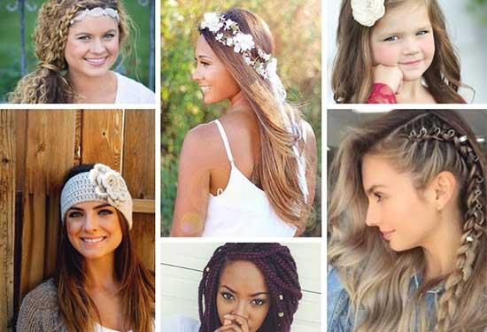 أجمل إكسسوارات الشعر المناسبة لجميع الأعمار والأذواق