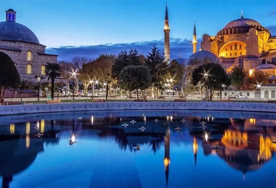 أجمل وأشهر أماكن سياحية في تركيا