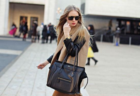 أشكال حقائب اليد التي يجب أن تتوافر لديكِ