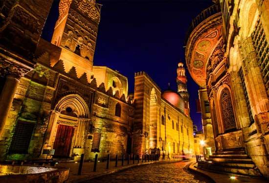أشهر الأماكن السياحية في القاهرة لتعيد اكتشاف العاصمة