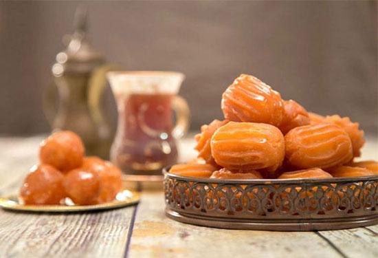 أشهر الحلويات الشرقية وطريقة عملها