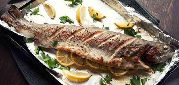 أشهى وصفات سمك القاروص لسفرة بحرية رائعة