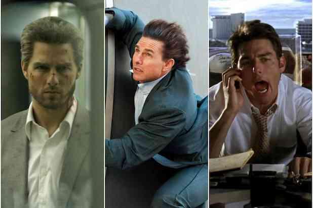 أفضل أفلام توم كروز لمحبي الأكشن والخيال العلمي
