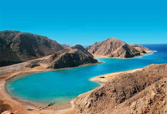 أفضل أماكن سياحية في جنوب سيناء لقضاء إجازة ممتعة