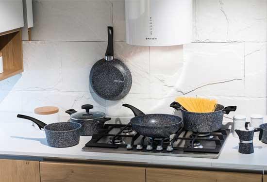 أفضل أنواع الحلل الجرانيت لطبخ أكثر سهولة واستمتاعًا