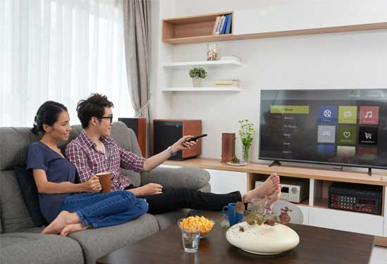 أفضل أنواع شاشات التليفزيون وكيف تختارها