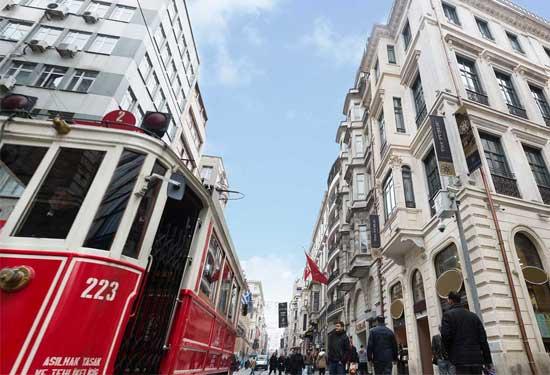 أفضل فنادق اسطنبول لإقامة مميزة أثناء رحلتك السياحية
