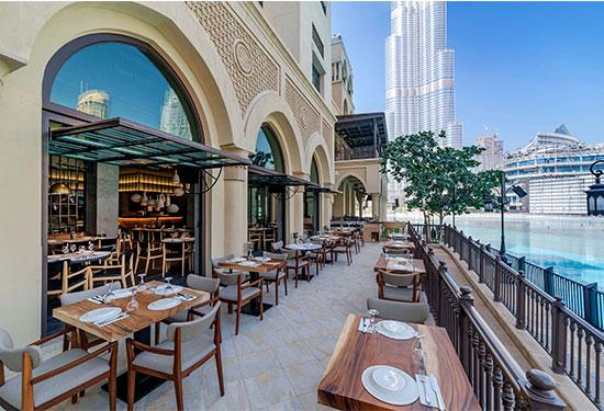 أفضل مطاعم في دبي من السياحية للشعبية