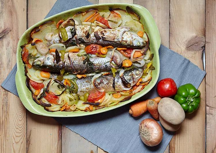 أفضل وصفات سمك اللوت التي تمنح سفرتك مذاقًا خاصًا