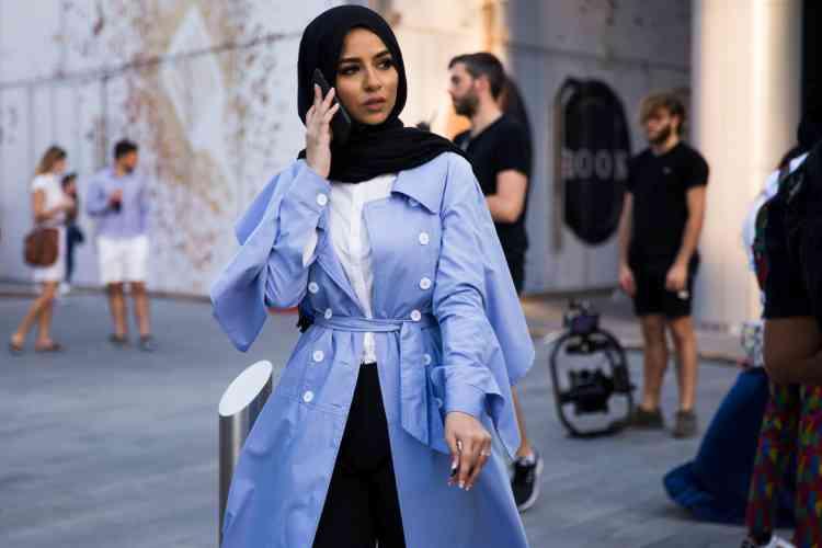أفكار لتنسيق ملابسك بأناقة مع الحجاب