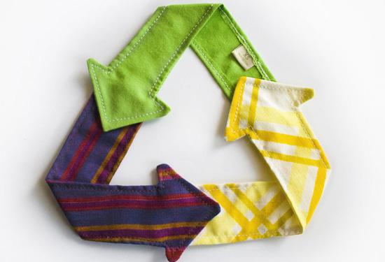 أفكار مبدعة لإعادة تدوير الملابس والاستفادة منها