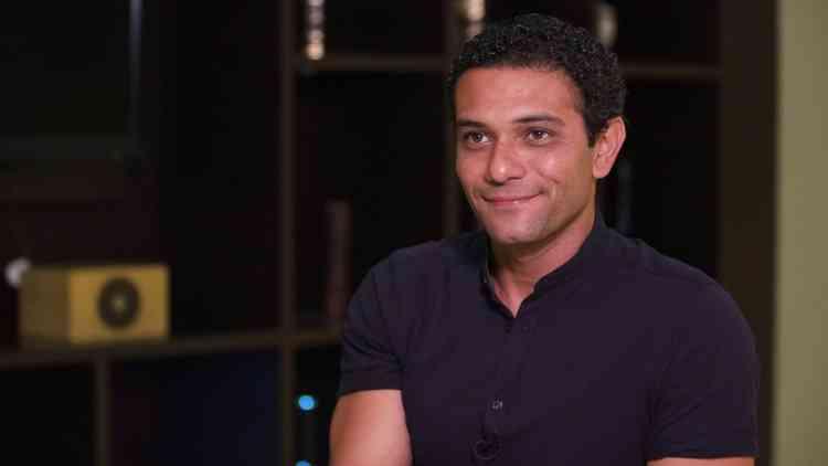 أفلام آسر ياسين الجان صاحب الكاريزما والأداء الصادق
