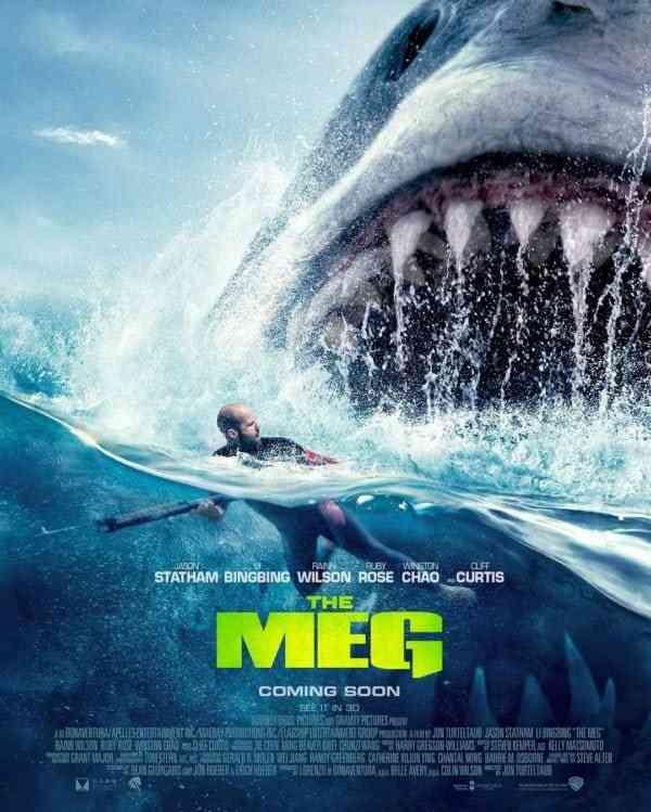 أفلام سمك القرش مغامرة تخطف الأنفاس وتشعرك بالإثارة
