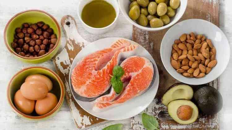 أكلات نظام الكيتو دايت تساعدك في فقدان الوزن