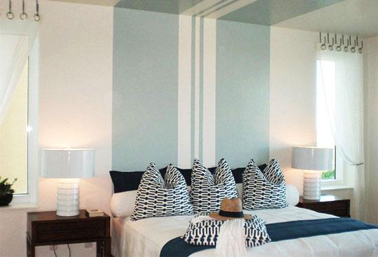 ألوان غرف نوم يُمكنها أن تُغيّر حالتك المزاجية