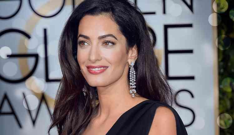 أمل كلوني المحامية والناشطة الحقوقية من أصول لبنانية