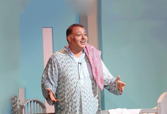أهم مسرحيات حسن البلام نجم الكوميديا الخليجية