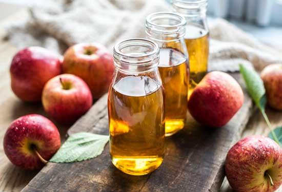 استخدامات خل التفاح في الطعام والأغراض المنزلية