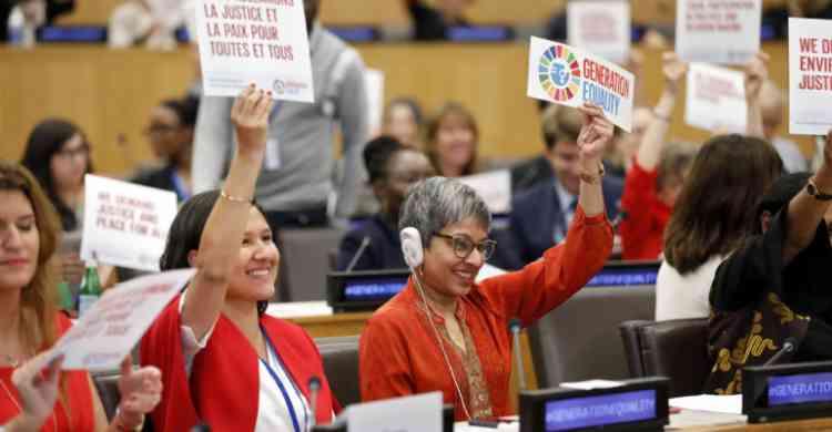 الأمم المتحدة للمرأة: خطة عالمية للمساواة بين الجنسين