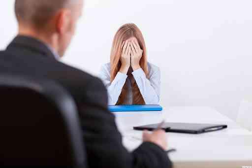 التعافي من مقابلة عمل سيئة والاستعداد لما يليها