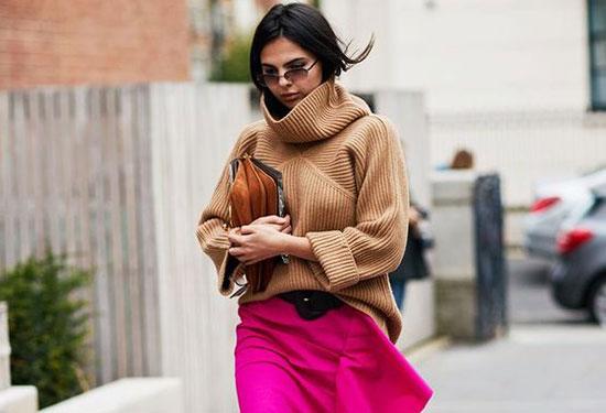 الملابس الفضفاضة كيف ترتديها وأفكار لتستلهمي منها
