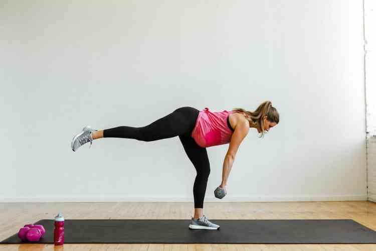 تمارين الأرجل لتقوية عضلات الساقين وفوائدها للجسم