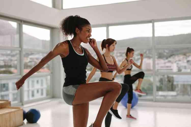تمارين التاباتا للتخلص من الوزن وبناء العضلات