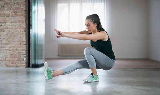تمارين اللياقة البدنية لجسم رشيق ومرن