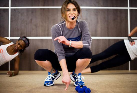 تمارين جيليان لخسارة الوزن وشد الجسم في 30 يوم