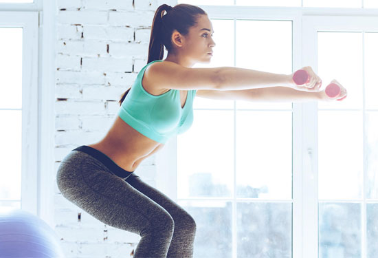 تمارين رياضية بسيطة للتخلص من الأرداف بسهولة