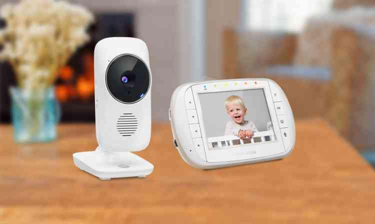 جهاز مراقبة الطفل الذي يجعلك مطمئنة دائما على صغيرك