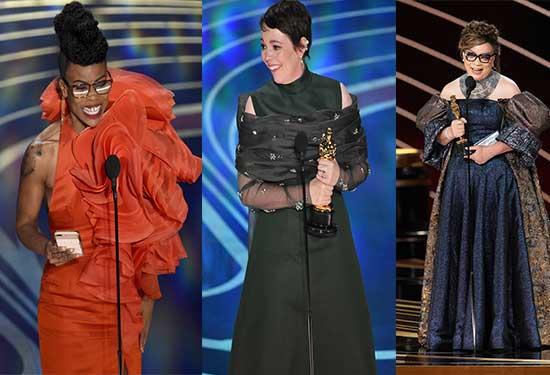 حضور قوى للنساء في حفل جوائز الأوسكار 2019