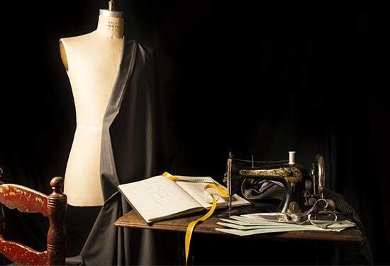 خطوات عمل مشروع تصميم أزياء في المنزل