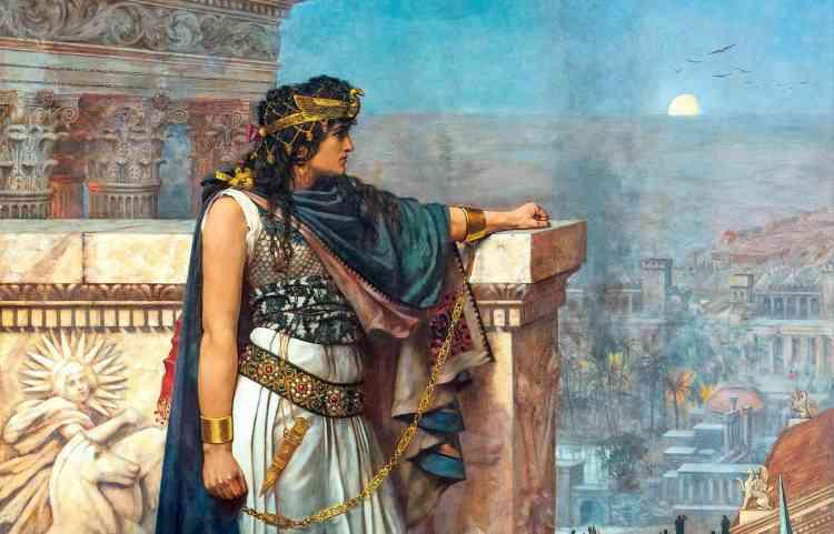 زنوبيا ملكة تدمر التي غزت مصر ورحلت في ظروف غامضة