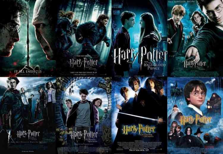 سلسلة أفلام هاري بوتر بترتيب التقييم وحقائق عن كل جزء