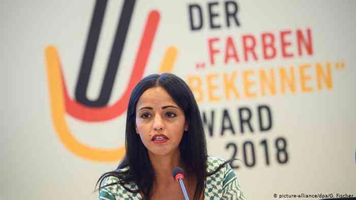 سياسية ألمانية من أصول فلسطينية تتلقى تهديدات بالقتل