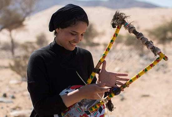 شغف سارة أنور بالتصوير التوثيقي يقودها نحو بيت جدتها
