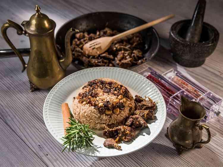 طريقة عمل الأرز بالخلطة بوصفات شهية مثل المطاعم