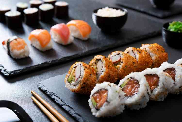 طريقة عمل السوشي.. مذاقك المفضل بتكلفة أقل