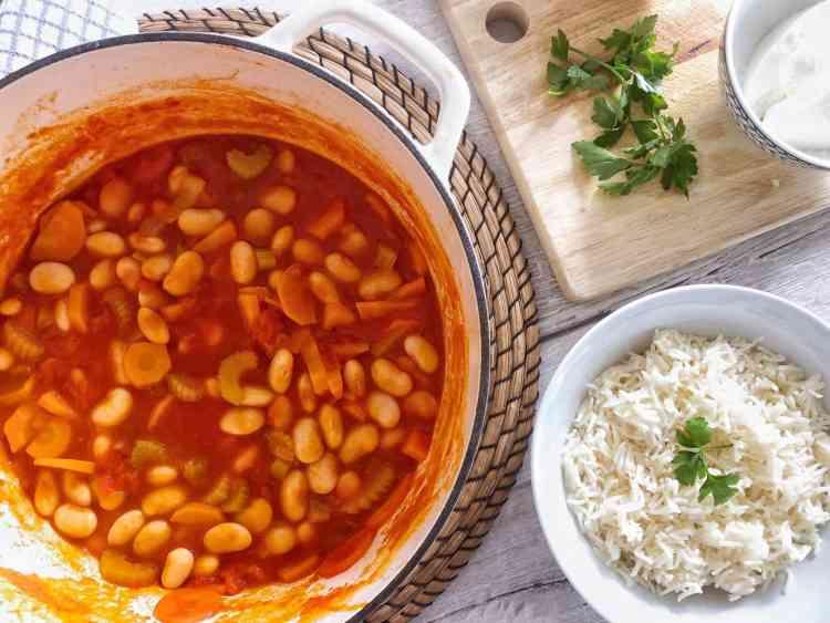 طريقة عمل الفاصوليا البيضاء بوصفات شهية ومختلفة