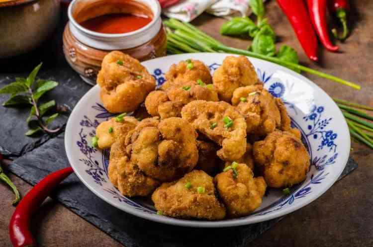 طريقة عمل القرنبيط المقلي لقرمشة لذيذة وطعم شهي