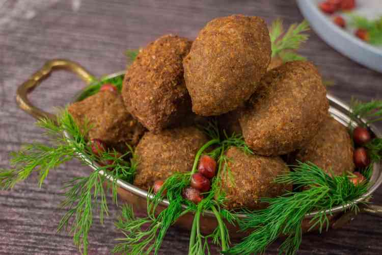 طريقة عمل الكبيبة الشامي والغمراوي لمقبلات شهية