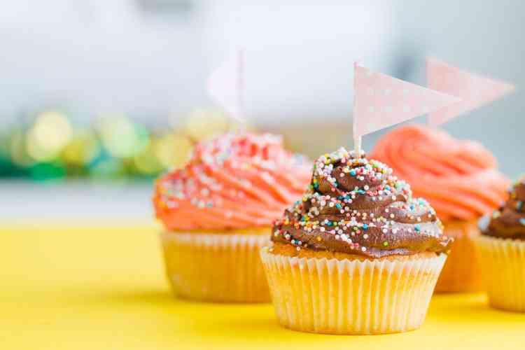 طريقة عمل الكب كيك الحلو والحادق بوصفات لذيذة