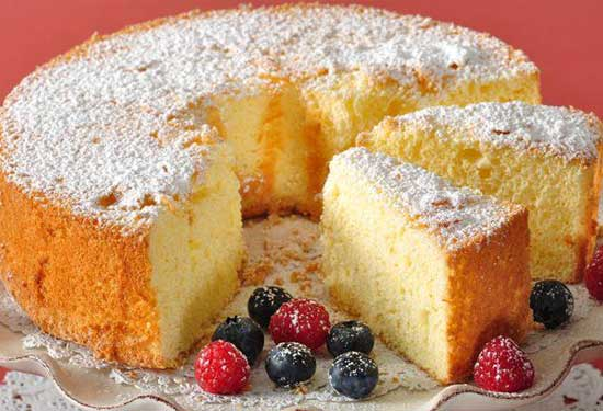 طريقة عمل الكيكة العادية بنكهات لذيذة
