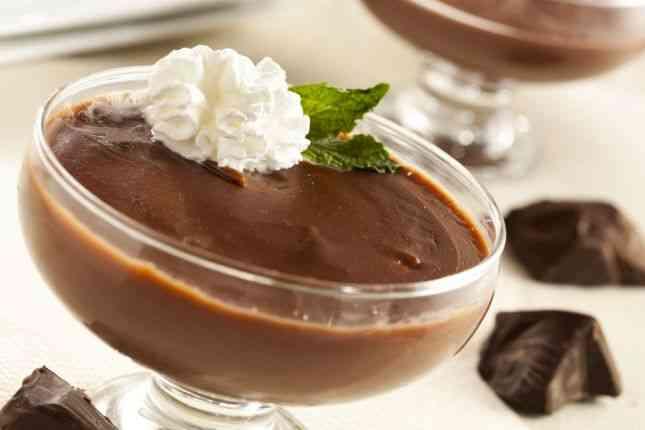 طريقة عمل المهلبية بالكاكاو لأشهى أطباق الحلوى
