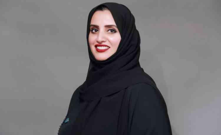 عائشة بن بشر الإمارتية الأكثر تأثيرا في العرب