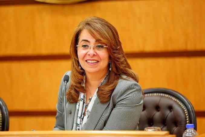 غادة والي تتسلم مهام منصبها الجديد في فيينا