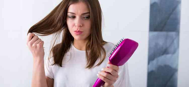فرشاة شعر كهربائية لتسريح أسهل ونتيجة فرد جيدة